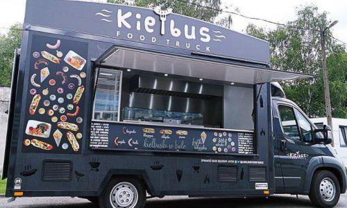 Załóż food trucka z salonem Fiat Partner